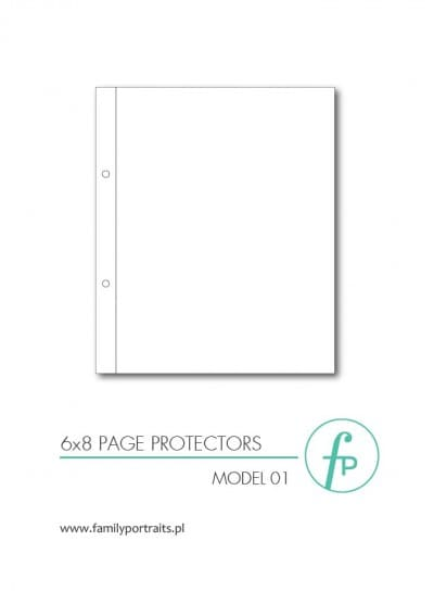 ZESTAW 10 KOSZULEK OCHRONNYCH 6x8 / MODEL 01