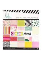 Paper Pad - HS - Color Fresh - 6x6 - 36 Sheets