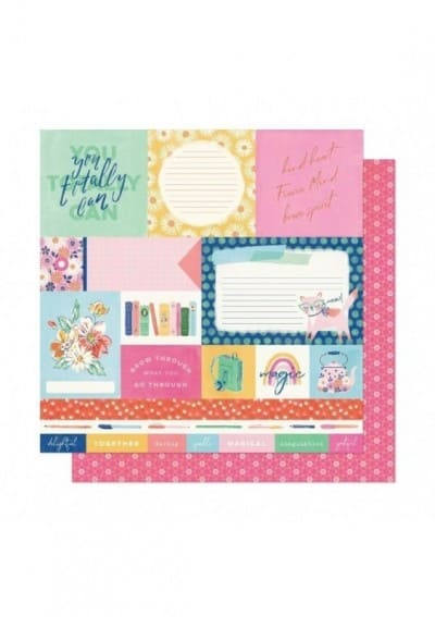 SHE'S MAGIC - 12 X 12 - YOU TOTALLY CAN